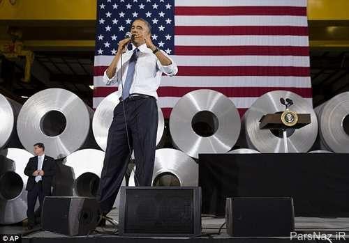 عکس های دیدنی از سالگرد ازدواج باراک و میشل اوباما