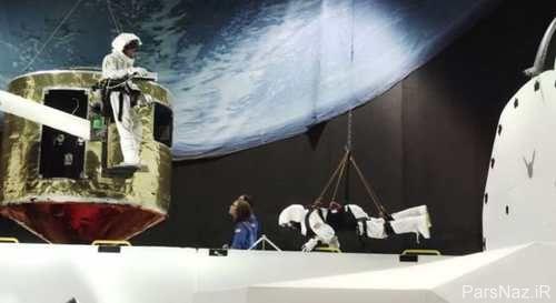 آشنایی با دختر 13 ساله نخستین مسافر مریخ + عکس