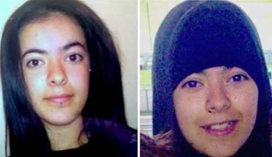 فرار دختر نوجوان فرانسوی برای پیوستن به گروه تروریستی داعش