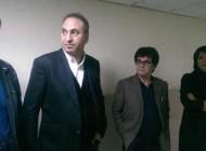 دیدار بازیگران مشهور ایرانی از قربانیان اسید پاشی +عکس