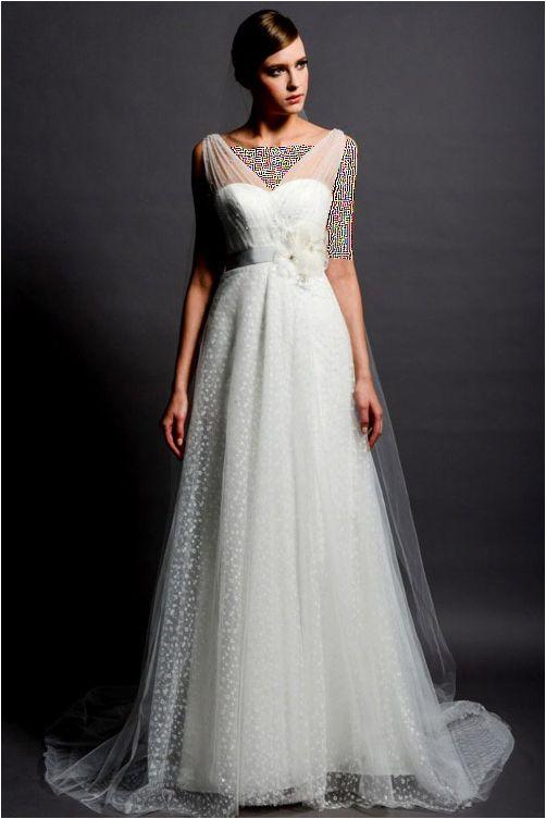 مدل های شیک و زیبا از لباس عروس بلند