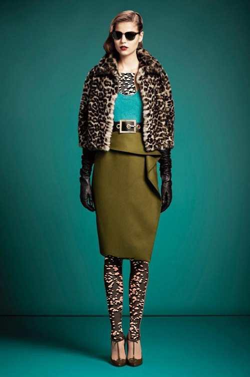 مدل لباس های شیک زمستانه زنانه