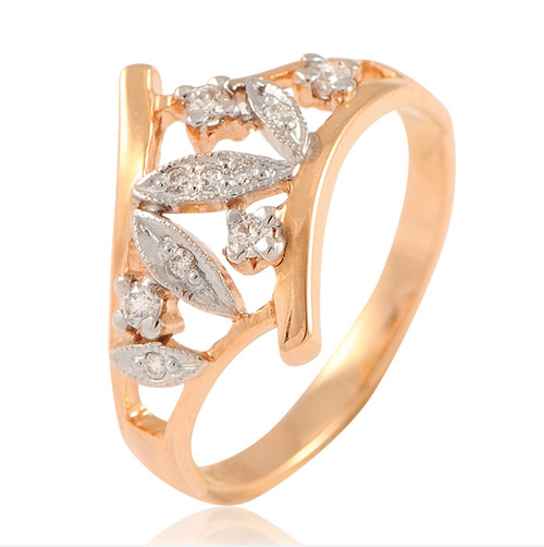 مدل های شیک و جدید انگشتر طلا