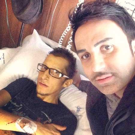 آخرین وضعیت مرتضی پاشایی خواننده محبوب ایرانی