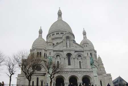 عکس های جالب و دیدنی شهر پاریس