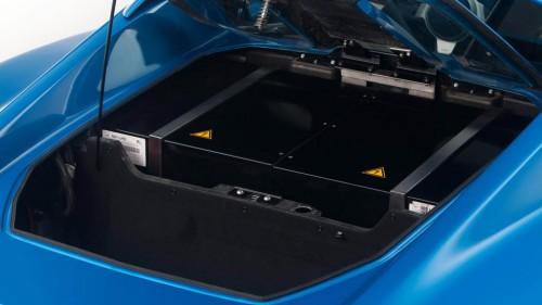 رویای پر سرعت ترین خودروی اسپرت الکتریکی دنیا
