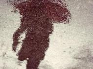 تنهایی دخترا زیر باران +عکس