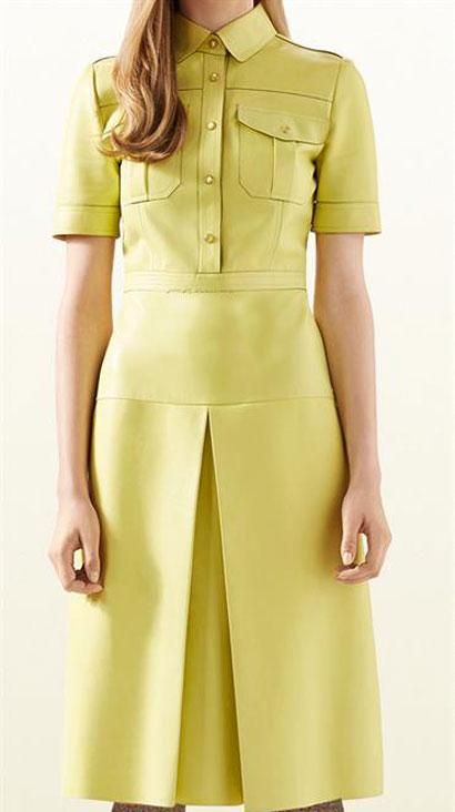 مدل های جدید لباس های گوچی Gucci ویژه زمستان و پاییز 2014