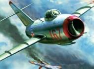 اولین پیروزی هوایی جت کره شمالی در مقابله با جنگنده آمریکا +عکس