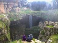 غاری بسیار زیبا در لبنان +عکس