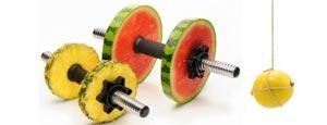 مواد غذایی لازم برای ورزشکاران