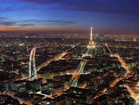 عکس های دیدنی از پاریس