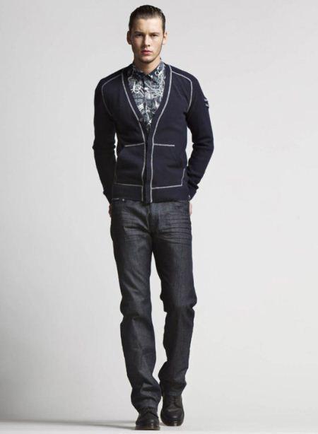 مدل های جدید لباس مردانه زمستانی 2015