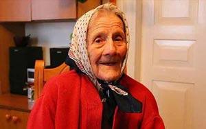 تنها خواستۀ پیرزنی که در سردخانه از مرگ گریخت! +عکس