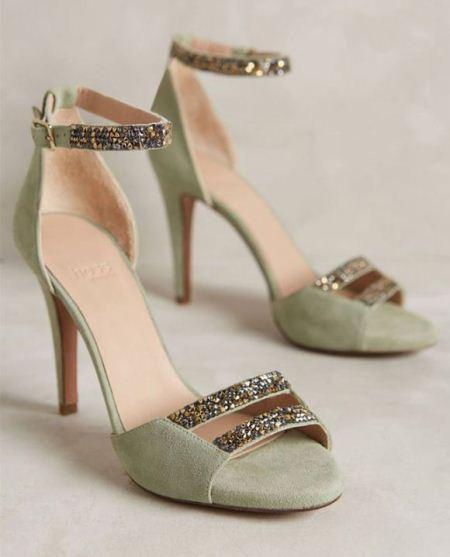 مدل های جدید و شیک کفش و صندل مجلسی زنانه ویژه عروسی