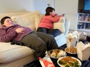 روشی برای حل مشکل چاقی کودکان