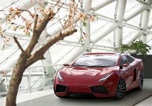 معرفی خودرو جدید لامبورگینی EDROID +عکس