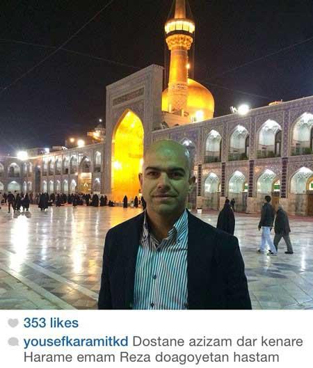 چهره های ایرانی در شبکههای اجتماعی