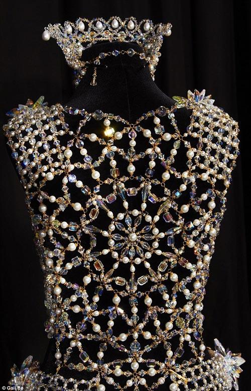 مدل جدید لباس عروس کاملا خارق العاده و زیبا +عکس