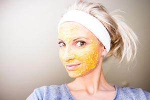 نحوه تهیه ماسک کدو برای شفافیت و زیبایی پوست