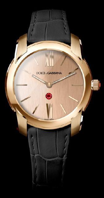 مدل های جدید ساعت مچی D & G