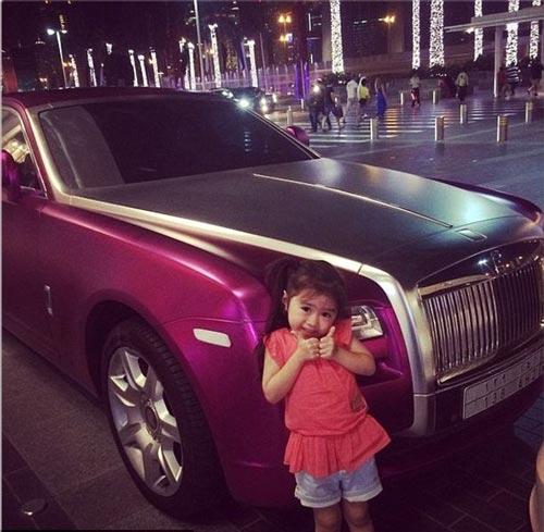 آیا این دختر 5 ساله بانمک ترین دختر شبکه اجتماعی است؟! +عکس