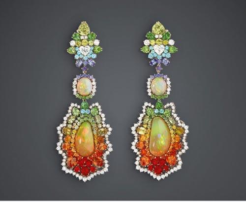 مدل های جدید جواهرات Dior
