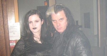 یک زوج خون آشام واقعی ! +عکس