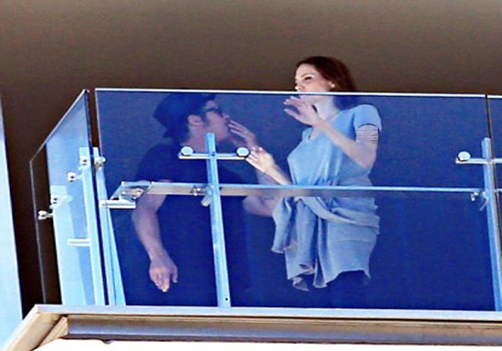 دعوای بردپیت و آنجلینا جولی +عکس