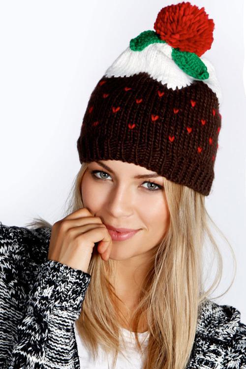 مدل های جدید و شیک کلاه بافتنی دخترانه و زنانه 2019