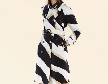 10مدل از جدیدترین  و شیک ترین  پالتو ها و مدل لباس های زنانه گوچی Gucci