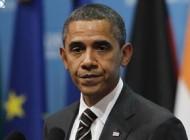 رئیسجمهوری آمریکا باز هم با یک زن گرم گرفت! +عکس