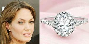 حلقه ازدواج شیک و گران قیمت ستاره ها