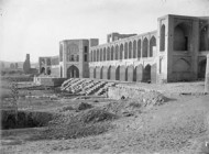 خشک شدن زاینده رود در عهد قاجار +عکس