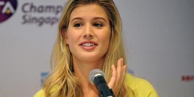 دختر 20 سالۀ کانادایی، پدیدۀ تنیس جهان! +عکس