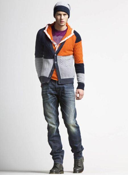 مدل های شیک و جدید لباس مردانه زمستانی