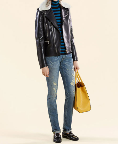 مدل های جدید و شیک پالتو و مدل لباس زنانه 2015 گوچی Gucci