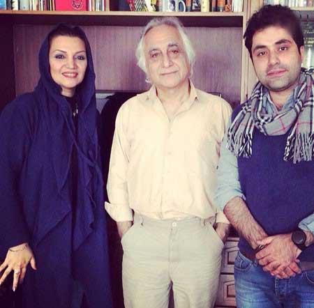 افراد سرشناس ایرانی در شبکههای اجتماعی