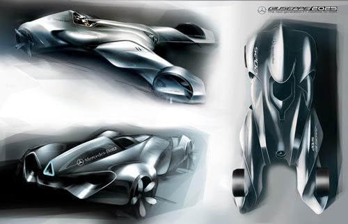 خودروهای فرمول 1 در آینده! +عکس