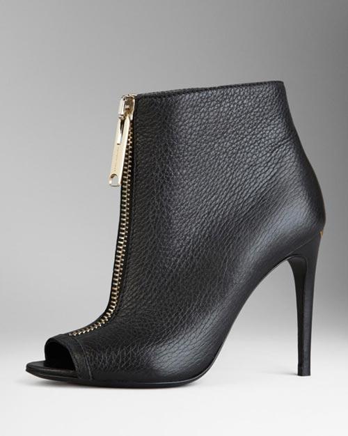مدل های جدید و شیک کفش زنانه Burberry
