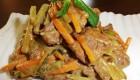 طرز تهیه سی شوان نوعی خوراک گوشت