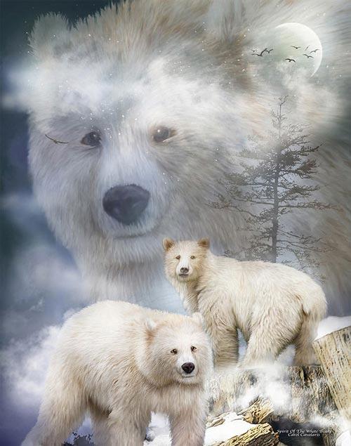 عکس های فانتزی از حیوانات