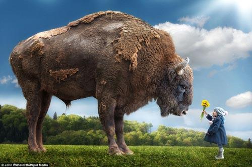 عکس های بسیار جالب فانتزی از کودکان