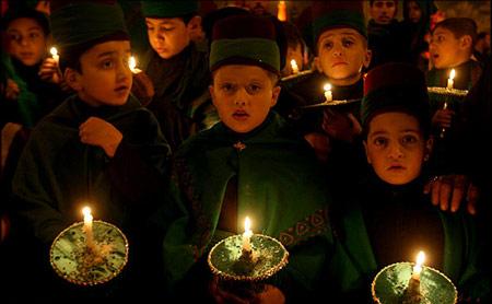 عکس های جالب و دیدنی شام غریبان امام حسین