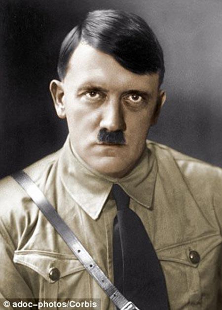 ماجرای هیتلر و عکس جادویی لئوناردو داوینچی +تصاویر