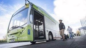 اتوبوسی که با مدفوع انسان حرکت میکند! +عکس