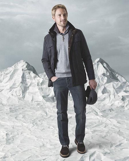 مدل های جدید و شیک  لباس پاییزی و زمستانی مردانه Fedeli