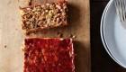 طرز پخت کیک گردو و عدس مناسب افراد گیاهخوار