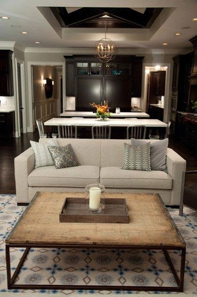 انتخاب کاناپه های مناسب و باكيفيت برای اتاق نشیمن