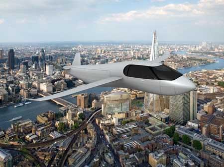 نسل جدید هواپیماهای فوق پیشرفته +عکس